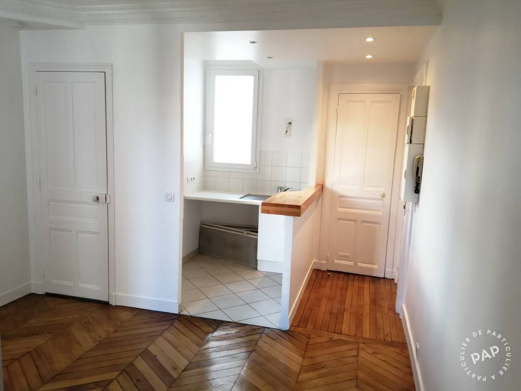 Location Appartement Boulogne-Billancourt (92100) 28 m² 895 €