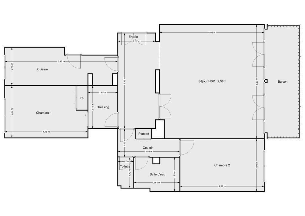 Vente Appartement Saint-Mandé (94160)