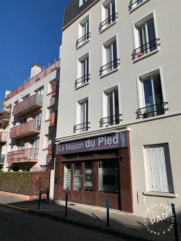 Location Local commercial Pantin (93500)
