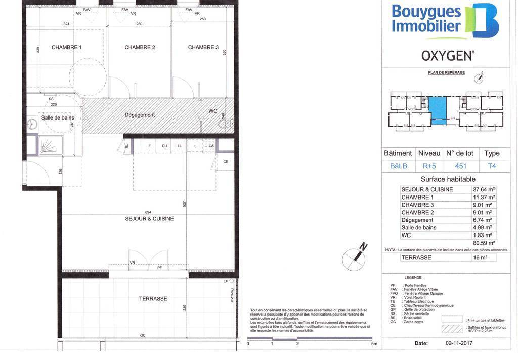 Vente immobilier 269.500€ Marseille 10E (13010)