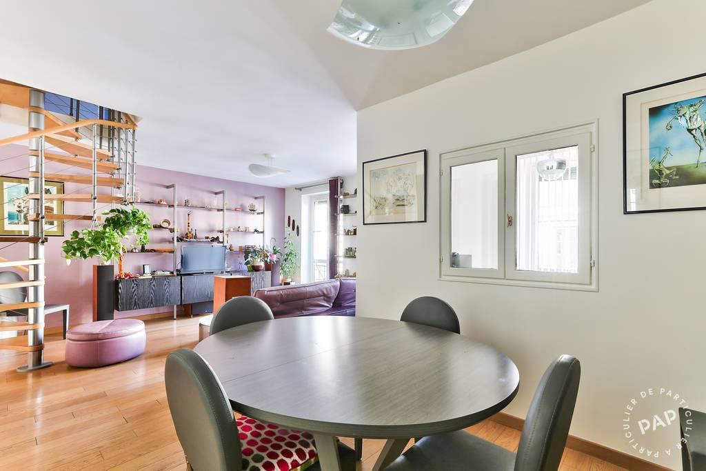 Vente immobilier 1.055.000€ Paris 11E
