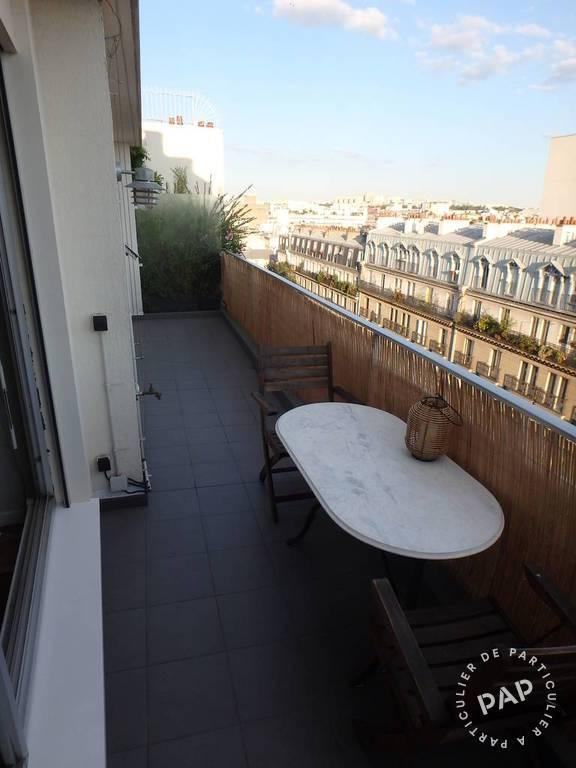 Location immobilier 1.450€ Paris 18E (75018)