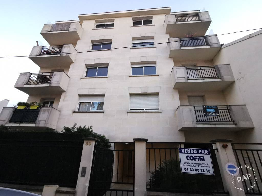 Vente immobilier 155.000€ Neuilly-Plaisance (93360)