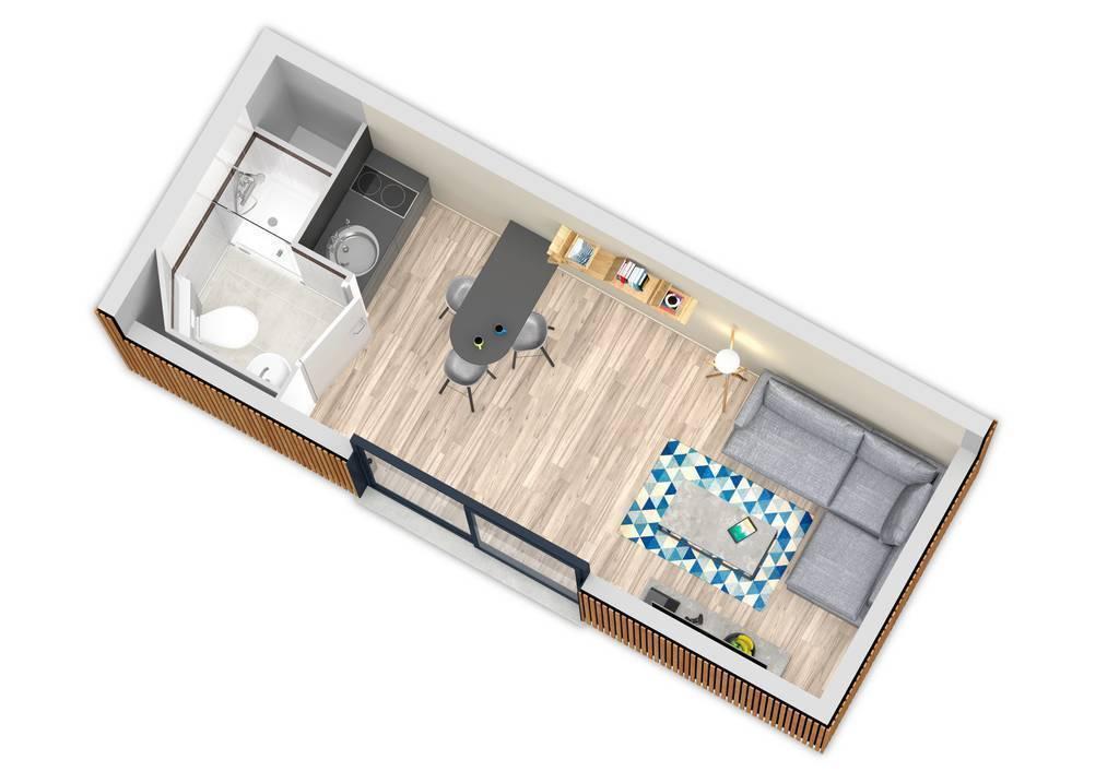 Maison Ballainvilliers (91160) 34.900€