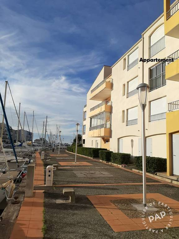 Immobilier Agde (34300) 79.900 € 28 m²