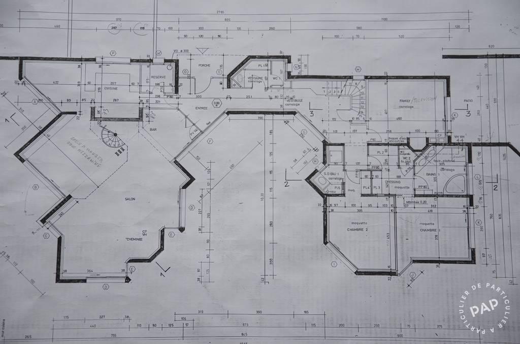 Immobilier Rueil-Malmaison (92500) 1.768.000€ 265m²
