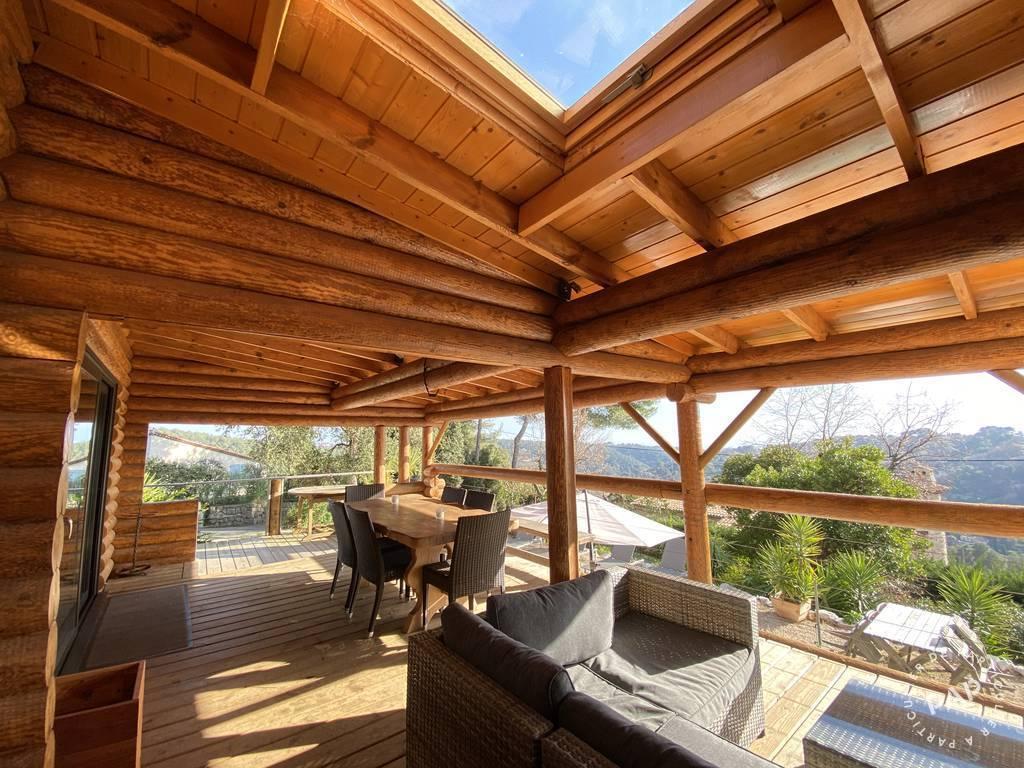 Vente immobilier 1.690.000€ Vence