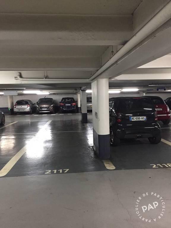 Location Garage, parking Paris 1Er (75001)  230€