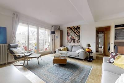 Vente appartement 4pièces 78m² Ville-D'avray (92410) - 416.000€