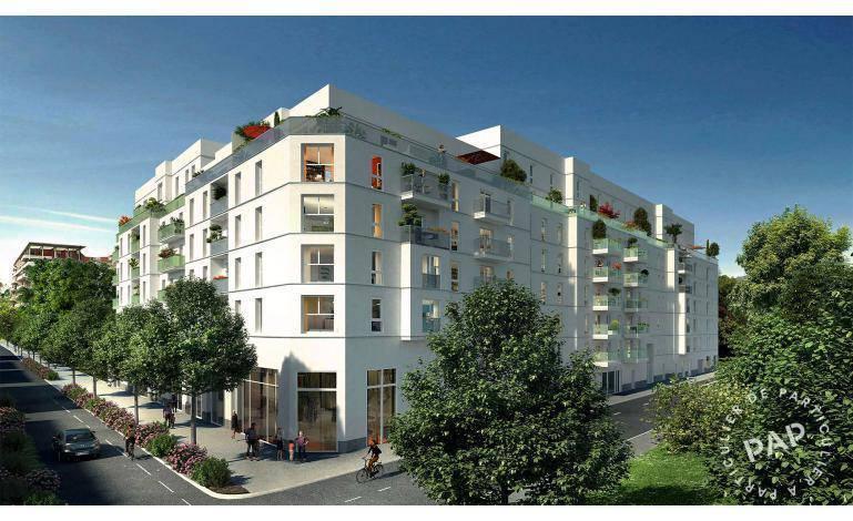 Vente Appartement Villeneuve-La-Garenne (92390) 49m² 245.000€