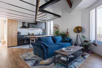 Vente appartement 3pièces 50m² Clichy (92110) - 460.000€