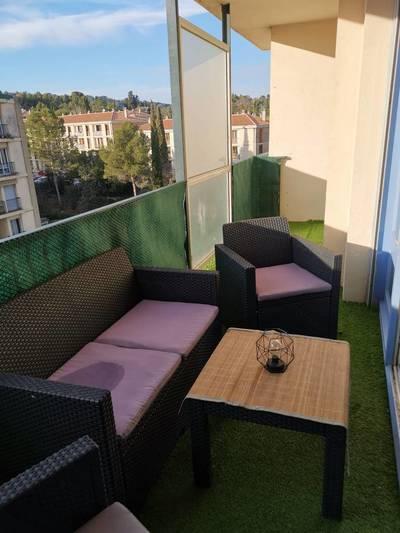 Vente appartement 2pièces 57m² Aix-En-Provence (13100) - 219.000€