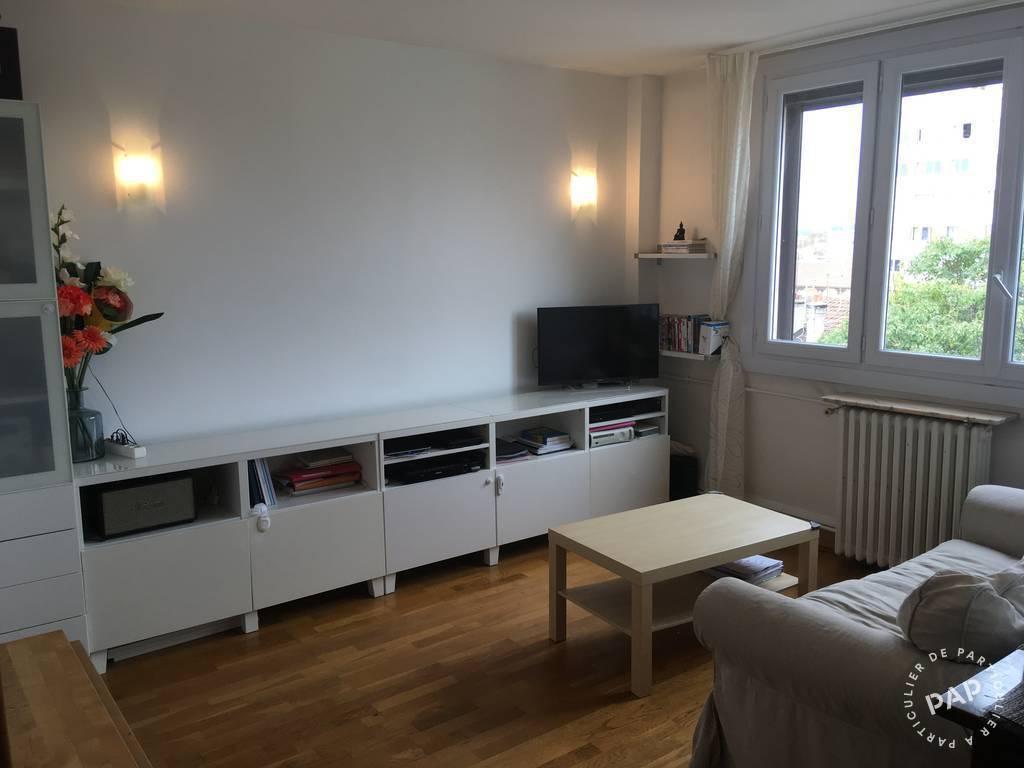 Vente appartement 3 pièces Vanves (92170)