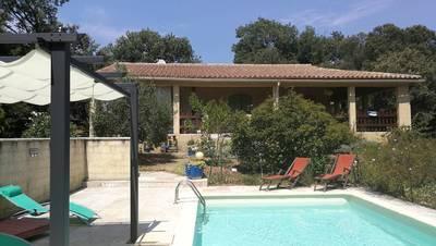Vente maison 115m² Saint-Jean-De-Crieulon (30610) - 330.000€