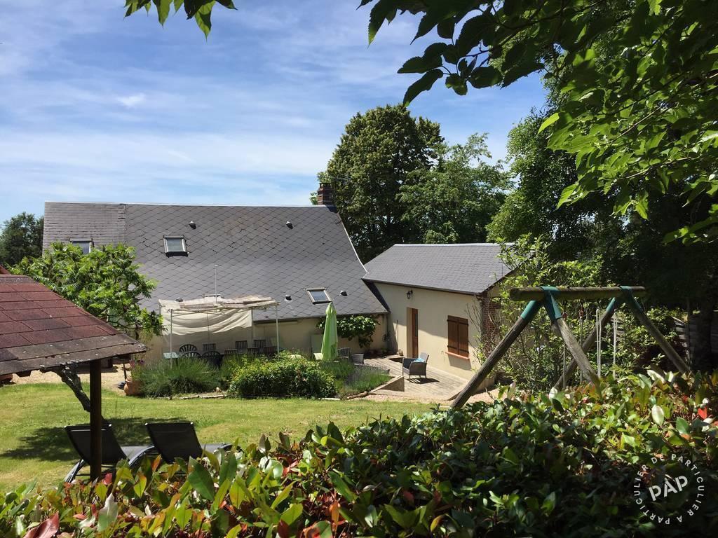 Vente Maison Saint-Palais (18110) 165m² 180.000€