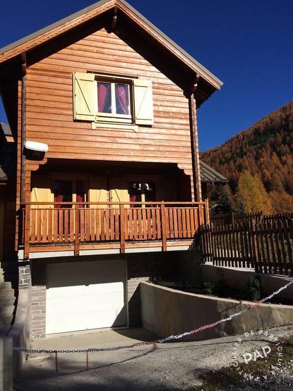 Vente Maison Chalet Allos (04260) 80m² 310.000€