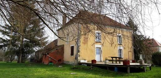Sainte-Colombe-Sur-Loing (89520)