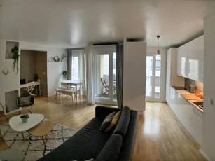 Vente appartement 3pièces 54m² Paris 18E (75018) - 615.000€