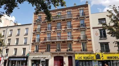 Location appartement 2pièces 37m² Saint-Ouen (93400) - 890€