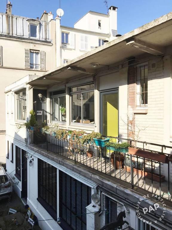 Location Bureaux et locaux professionnels Paris 17E (75017) 20m² 980€