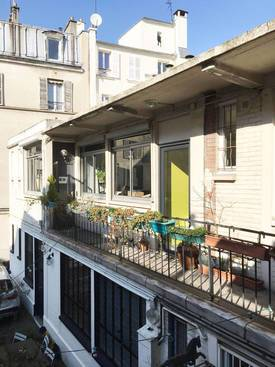 Location bureaux et locaux professionnels 20m² Paris 17E (75017) - 980€