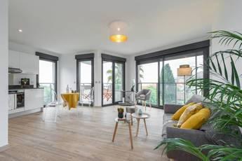 Location meublée appartement 2pièces 48m² Beausoleil (06240) - 1.560€