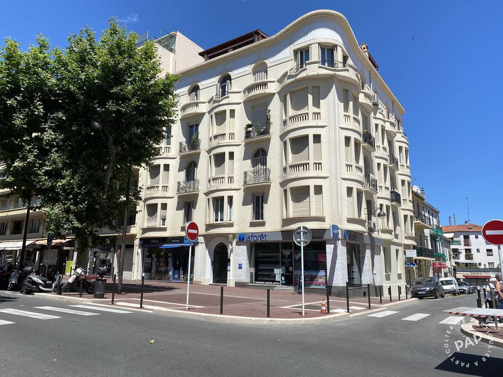 Vente Appartement Antibes (06600) 139m² 880.000€