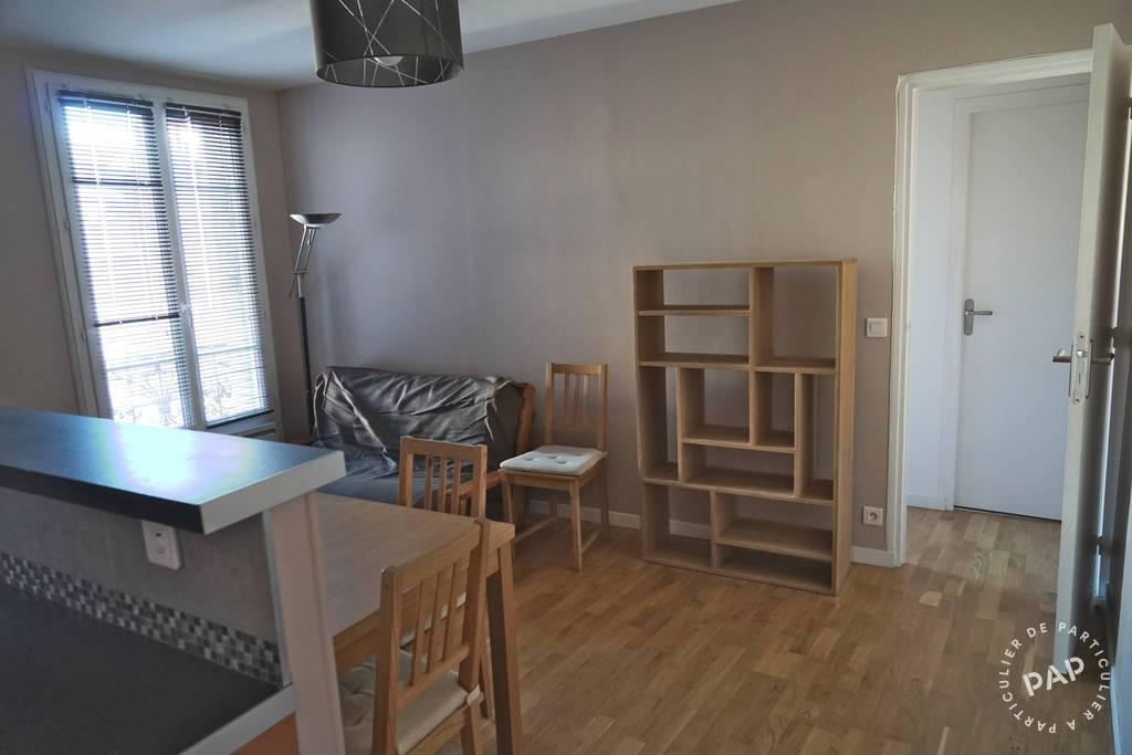 Location Appartement Clichy (92110) 37m² 1.080€