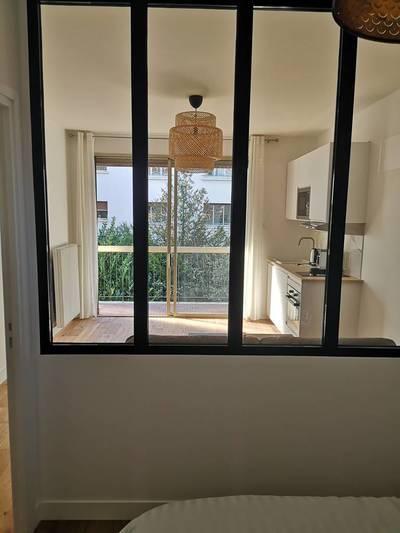 Location meublée appartement 2pièces 34m² Neuilly-Sur-Seine (92200) - 1.500€