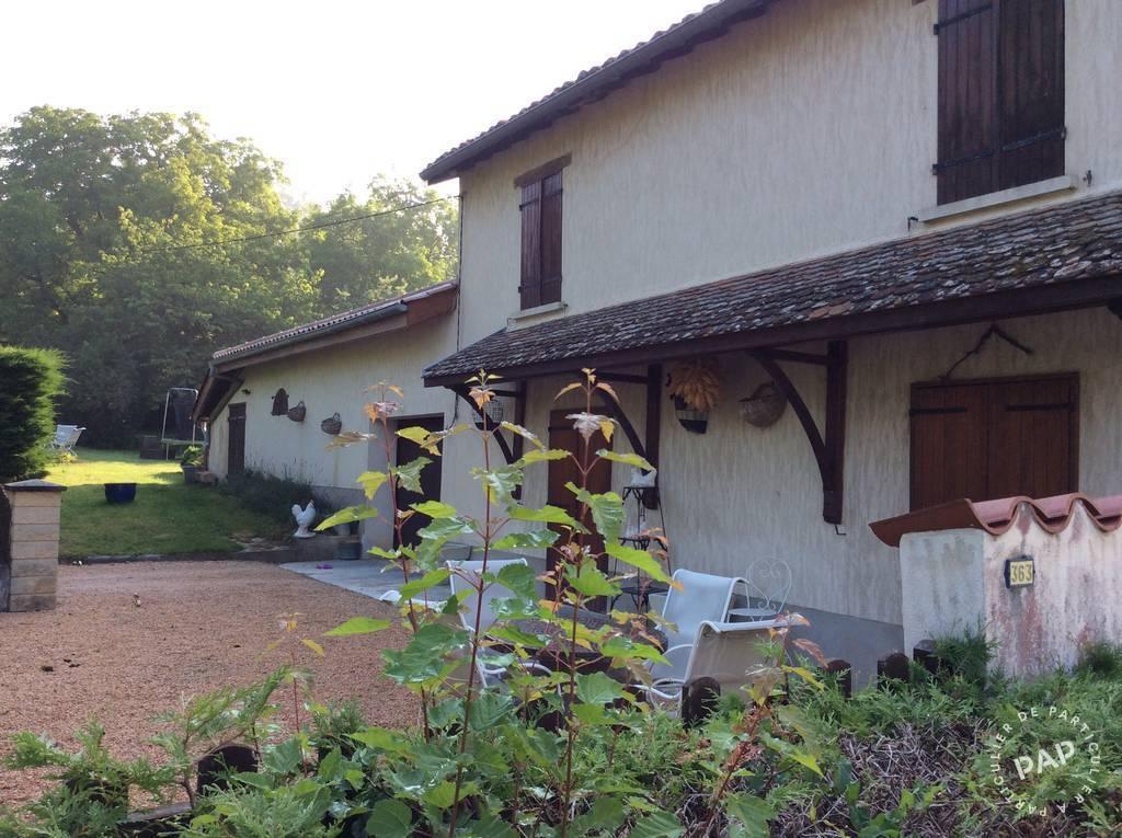 Location maison 7 pièces Châtillon-sur-Chalaronne (01400)