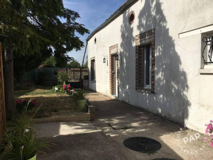 Vente Maison Saint-Sérotin 120m² 110.000€