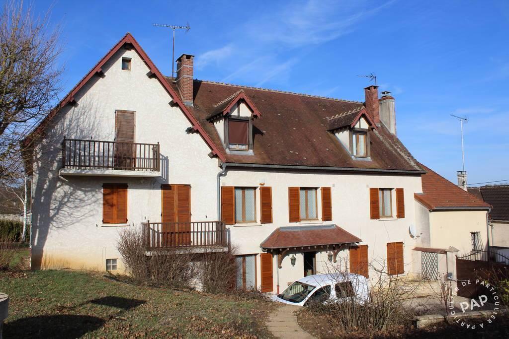 Vente Maison Trucy-Sur-Yonne (89460) 250m² 293.000€