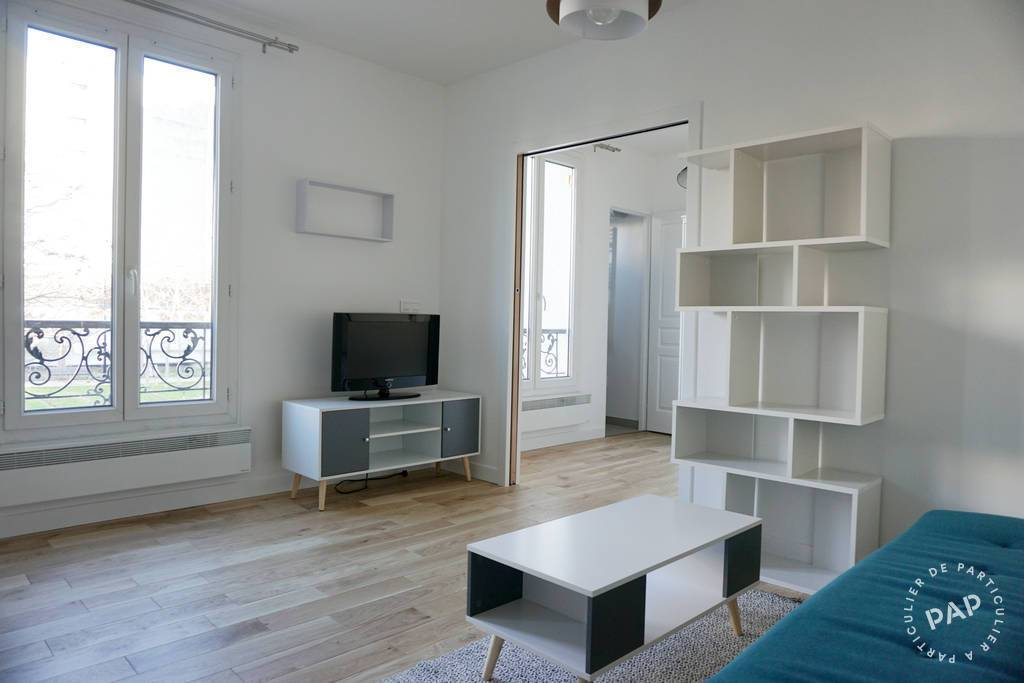 Location Appartement Clichy (92110) 27 m² 1.030 €