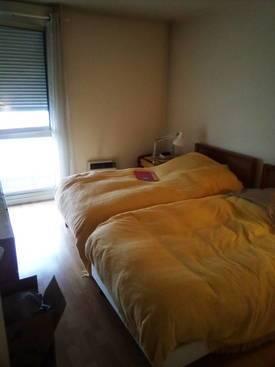 Location meublée appartement 2pièces 52m² Paris 13E (75013) - 1.520€