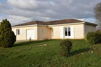 Vente maison 101m² Brie (16590) - 170.000€