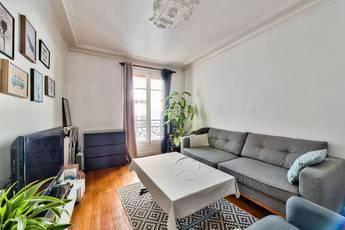 Location appartement 2pièces 40m² Paris 19E (75019) - 1.240€