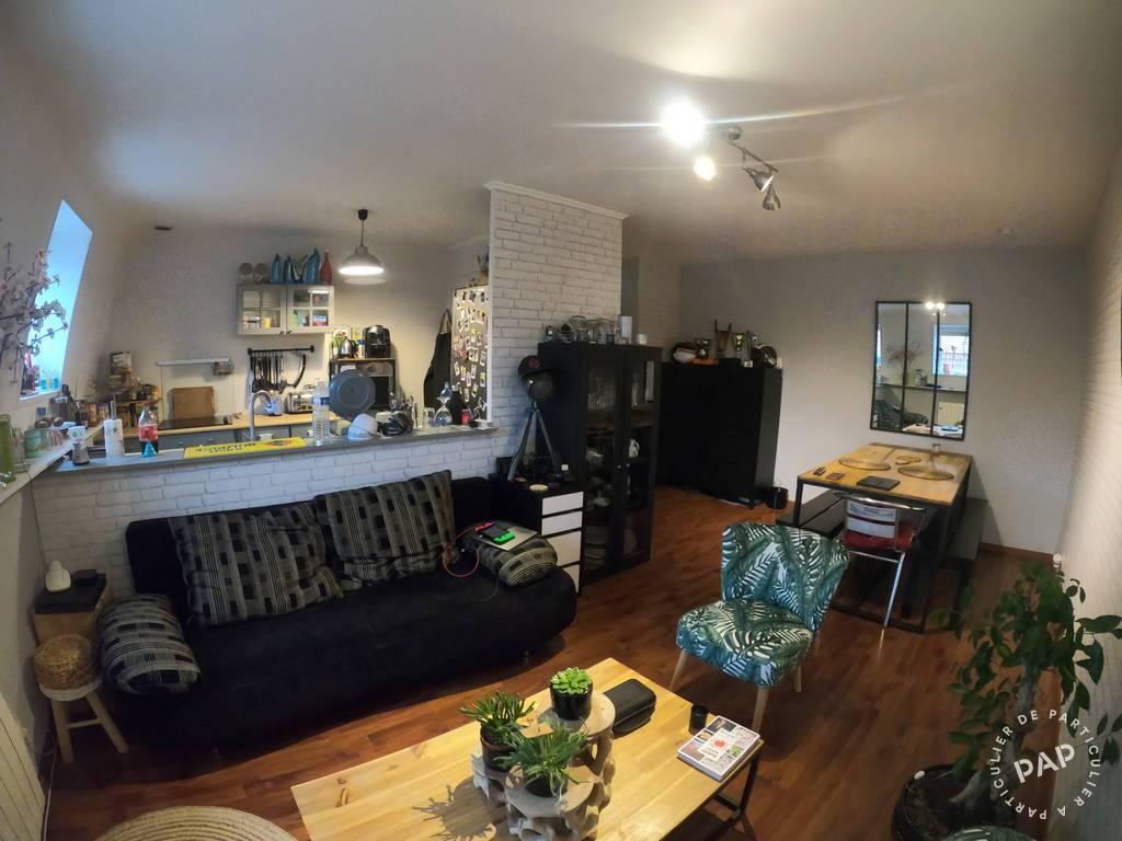 Vente appartement 3 pièces Tourcoing (59200)