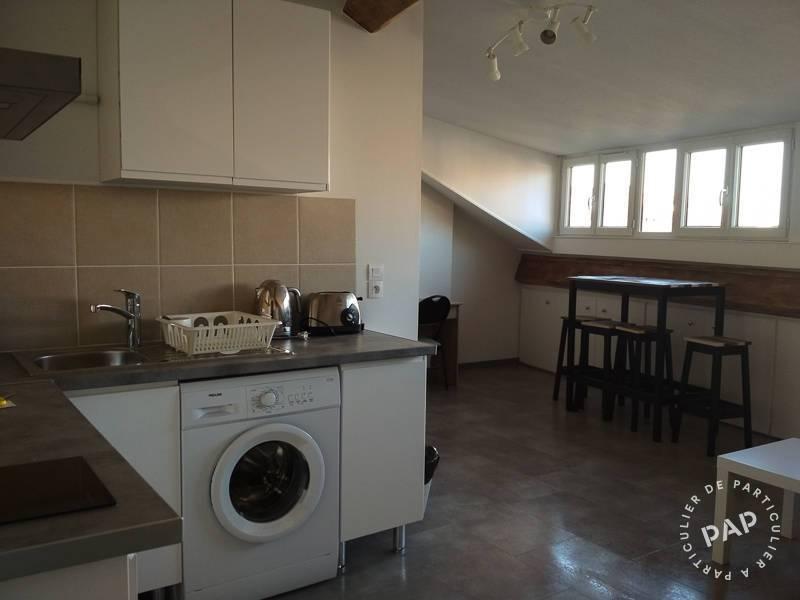 Location appartement studio Villeurbanne (69100)