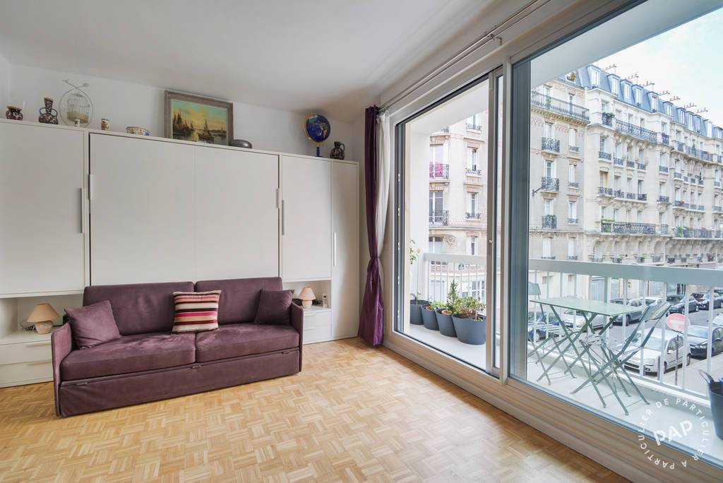 Vente Appartement Paris 15E (75015) 31 m² 395.000 €