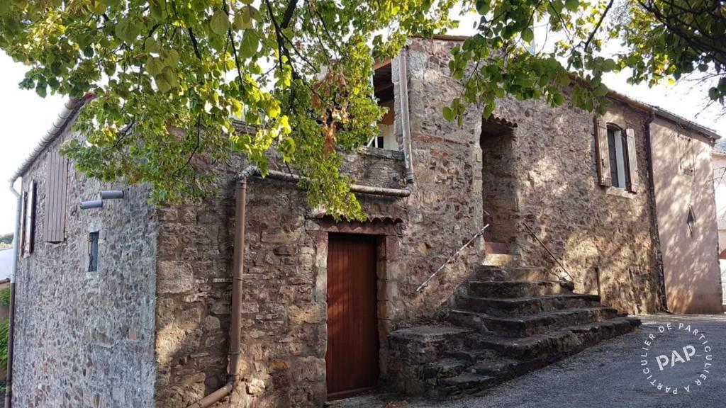 Vente Maison Le Puech (34700) 90m² 120.000€