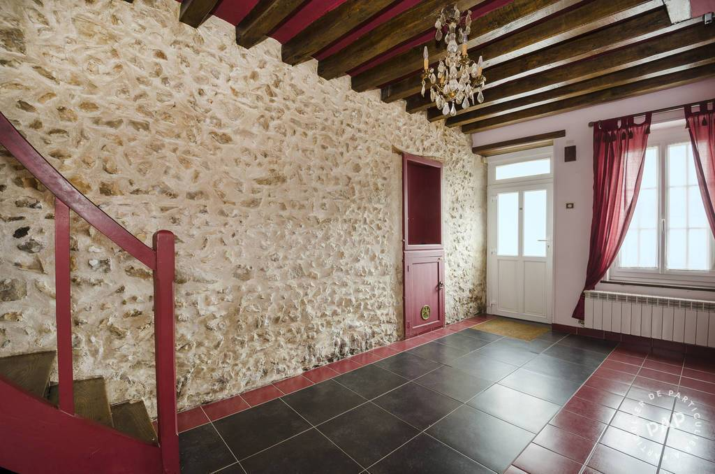 Vente Maison Maison De Charme En Sologne 120m² 110.000€