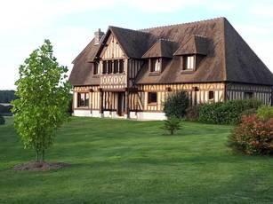 Vente maison 222m² Lyons-La-Forêt (27480) - 520.000€