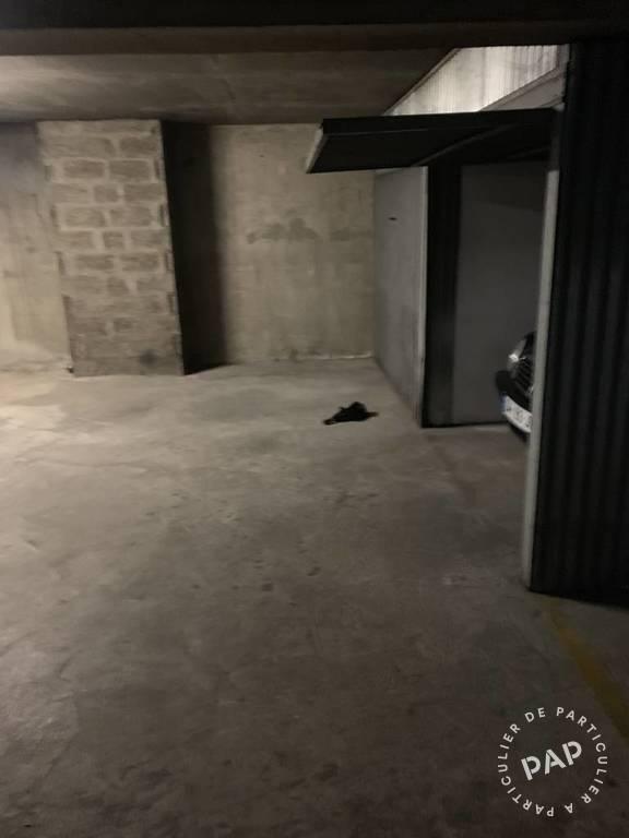 Location Garage, parking Paris 15E (75015)