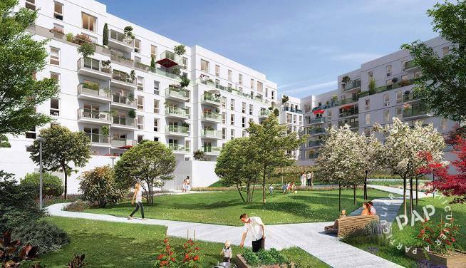 Vente Appartement Villeneuve-La-Garenne (92390)