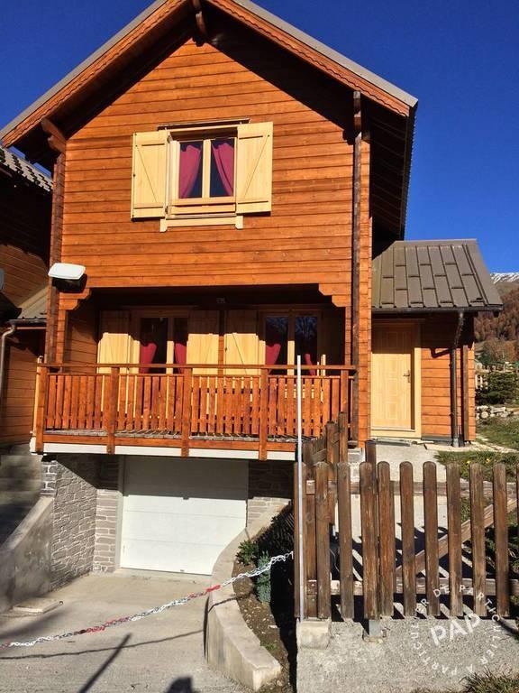 Vente Maison Chalet Allos (04260)