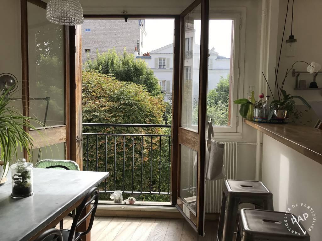 Vente immobilier 874.000€ Paris 18E (75018)