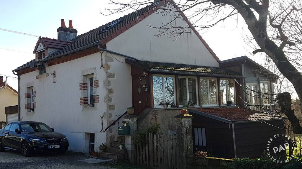 Maison 140.000€ 110m² Gien (45500)