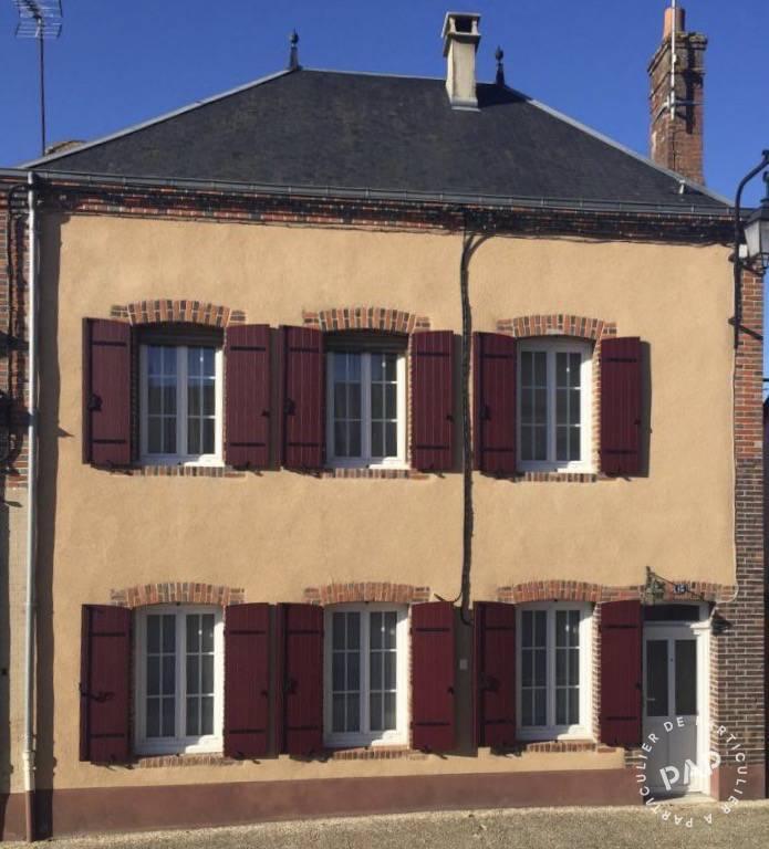 Vente Maison De Charme En Sologne 120m²
