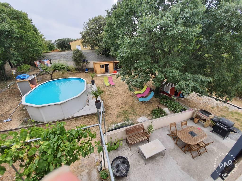 Immobilier Saint-Martin-De-Valgalgues (30520) 235.000€ 130m²