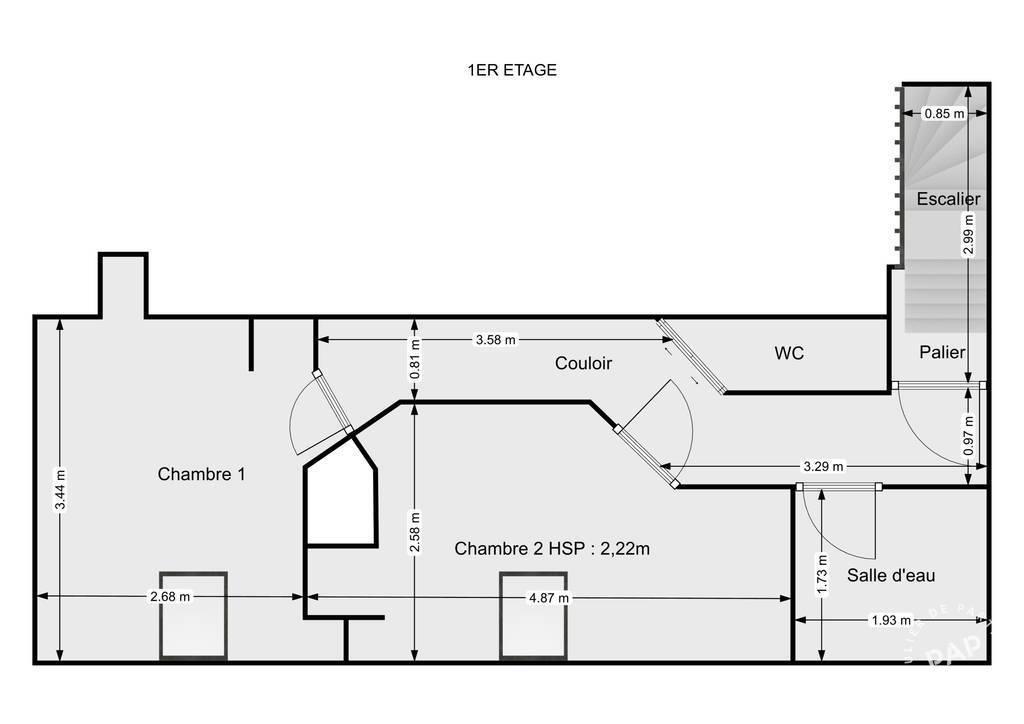 Vente Maison Quevilloncourt (54330)
